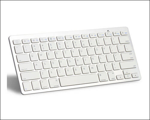 OMOTON Bluetooth Keyboard for iPhone 6 and 6 Plus