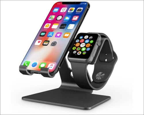 OMOTON Charging Stand for iPhone SE 2020