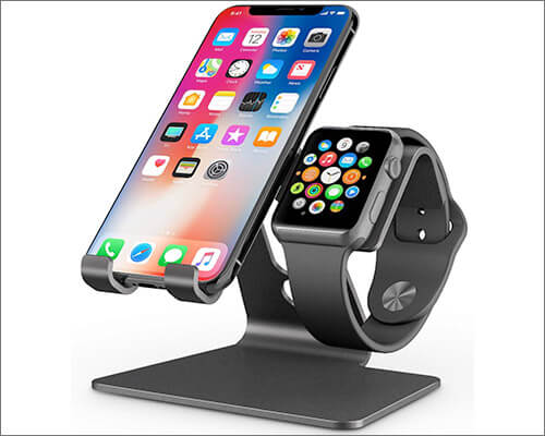 OMOTON iPhone X, 8, and iPhone 8 Plus Docking Station