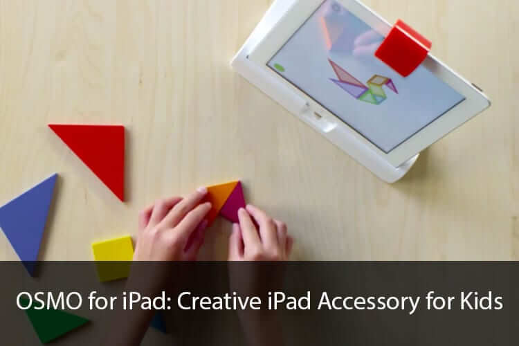 OSMO iPad Accessory for Kids