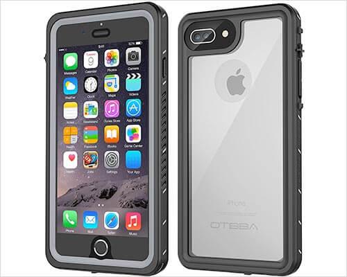 OTBBA iPhone 7 Plus Waterproof Case