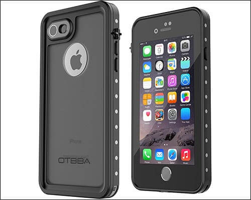 OTBBA iPhone 8 Waterproof Case