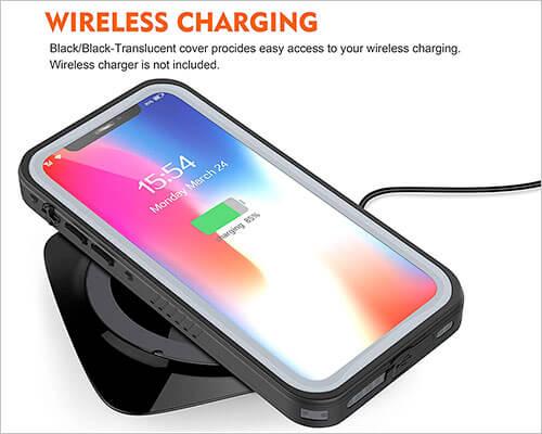 OTBBA iPhone X Waterproof Case
