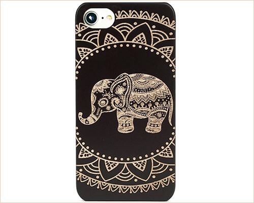 OTOOLWORLD iPhone 6-6s Wooden Case