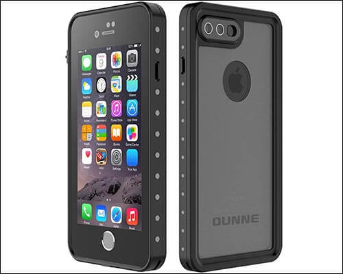 OUNNE Waterproof Case for iPhone 8 Plus