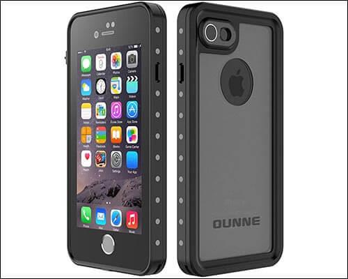 OUNNE iPhone 8 Waterproof Case