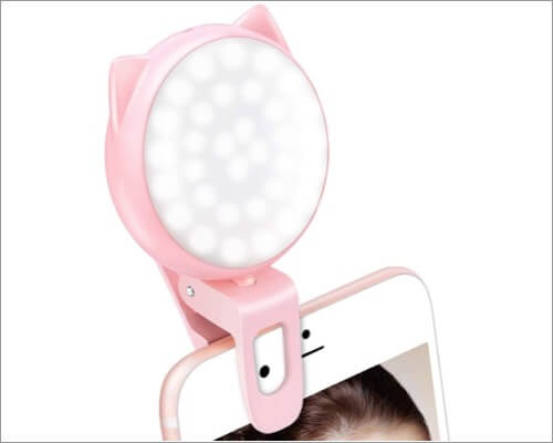 OURRY iPhone Selfie Ring Light