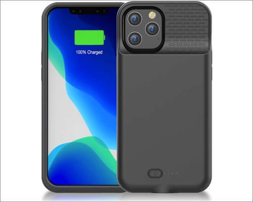 OYOWOOA battery cases for iPhone 12 Pro Max