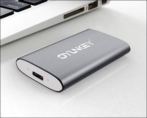 OYUNKEY M9 USB-C External SSD for Mac