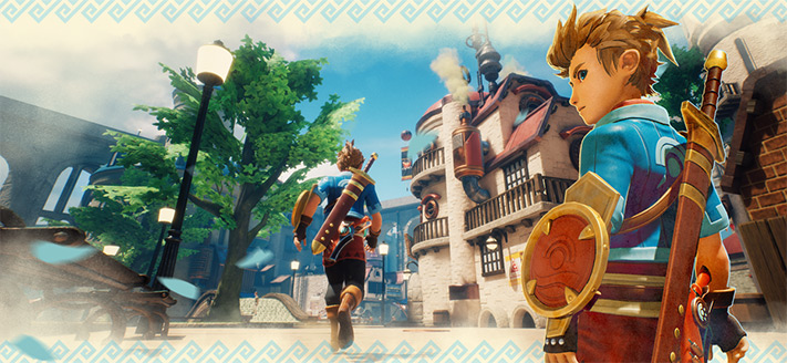 Oceanhorn 2 Apple Arcade Role Playing Game for iPhone, iPad and Apple TV