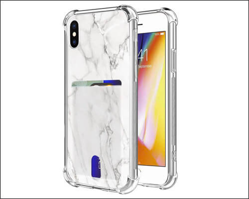 Oddss iPhone Xs Max Card Holder Case