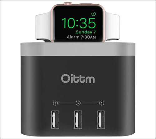 Oittm Apple Watch Docking Station