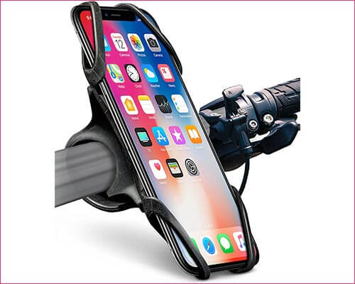 Okra Bike Mount for iPhone X, 8, and iPhone 8 Plus