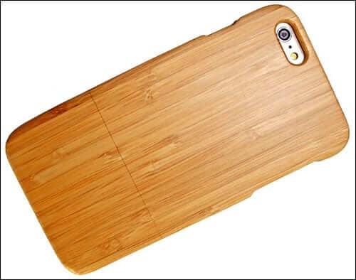 Olina iPhone 6 Plus Bamboo Case