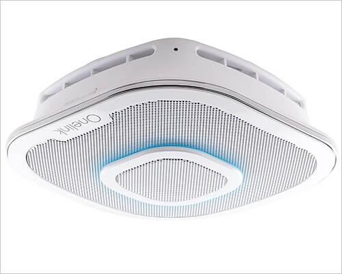 Onelink Apple HomeKit Compatible Smoke Detector