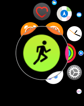 to View Metrics Just for Running in Workouts for Apple Watch