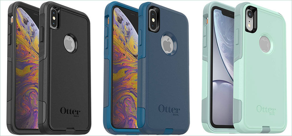 OtterBox COMMUTER iPhone XR, Xs, and iPhone Xs Max Cases