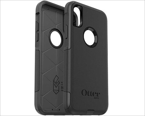 OtterBox COMMUTER iPhone Xs Rugged Case