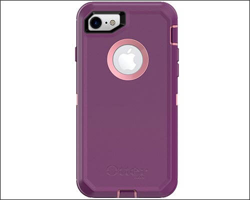 OtterBox DEFENDER iPhone 8 Heavy Duty Military Grade Case