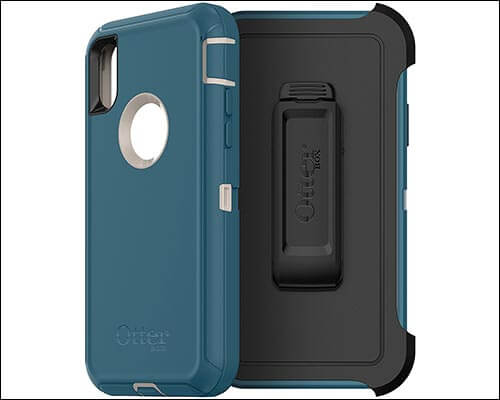 OtterBox DEFENDER iPhone X Heavy Duty Case