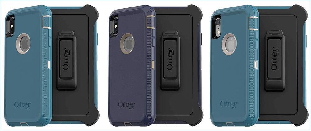 OtterBox DEFENDER iPhone Xs Max, Xs, and iPhone XR Cases