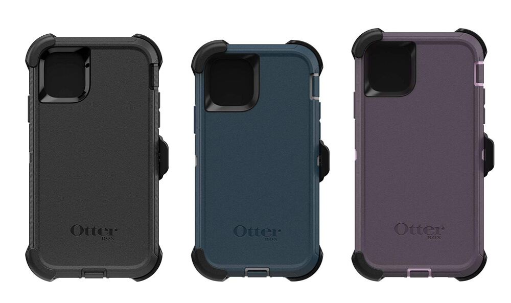 OtterBox Defender Series Case for iPhone 11, 11 Pro and 11 Pro Max