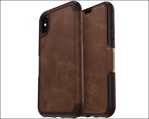 OtterBox STRADA-Best iPhone X Case