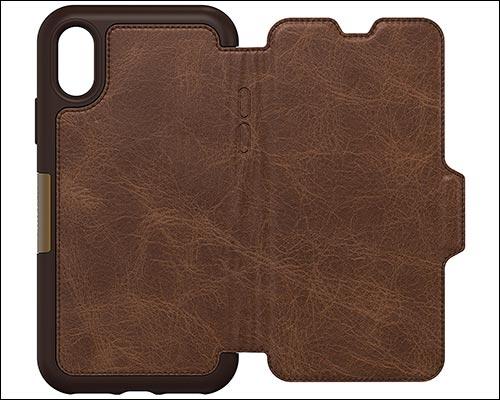 OtterBox STRADA-Best iPhone X Wallet Case