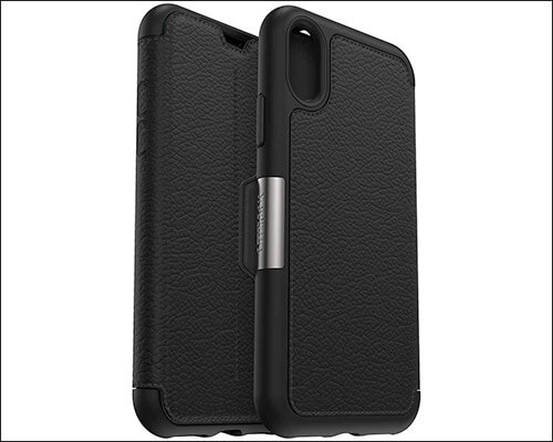 OtterBox STRADA Leather Case for iPhone Xs