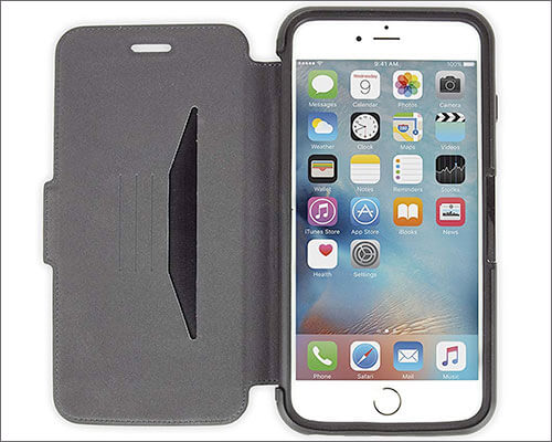 OtterBox STRADA iPhone 6-6s Plus Wallet Case