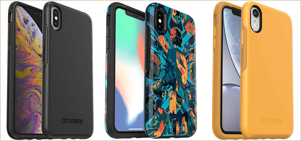 OtterBox SYMMETRY iPhone Xs Max, Xs, and iPhone XR Cases
