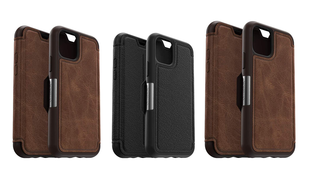 OtterBox Strada Series Case for iPhone 11, 11 Pro and 11 Pro Max