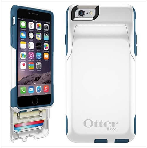 OtterBox iPhone 6 Commuter Series Wallet Cases