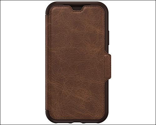 OtterBox iPhone X Leather Case