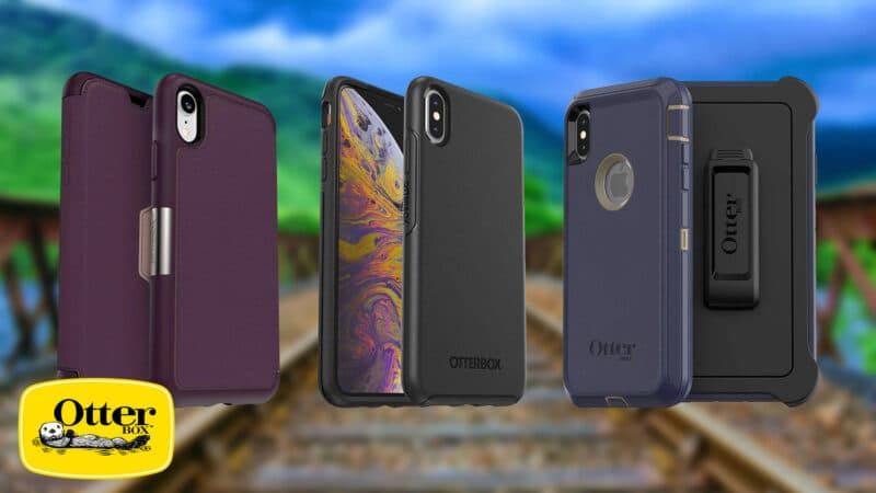 Otterbox iPhone Xs Max, Xs, and iPhone XR Cases