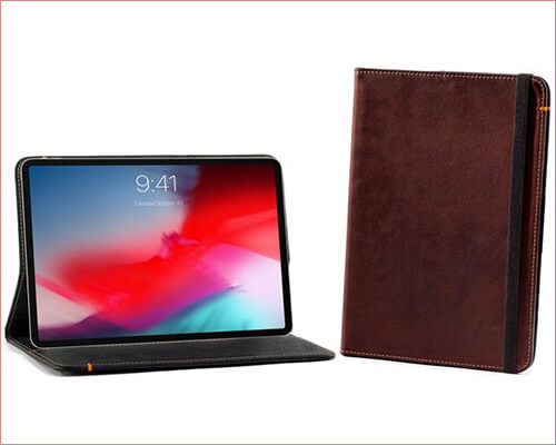 Oxford Leather iPad Pro 11-inch Case