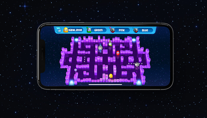 PAC-MAN Party Royale Apple Arcade Family Game for iPhone, iPad, and Apple TV