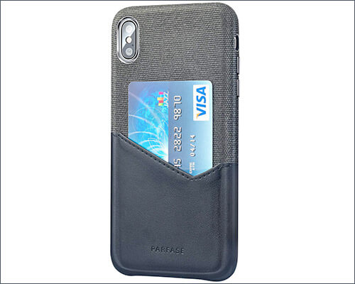 PARFASE Wallet Case for iPhone XS Max