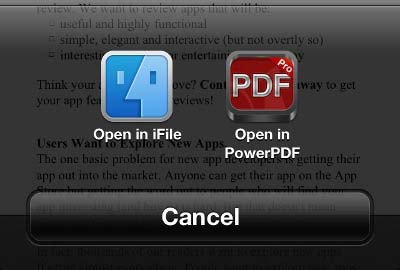 PDF Editor and Merger for iPhone
