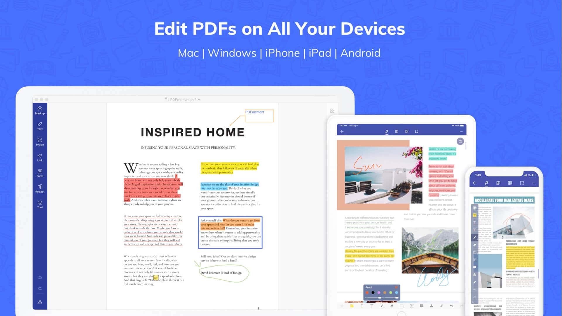PDFelement 7 PDF Editor App for Mac Review and Rundown of Features