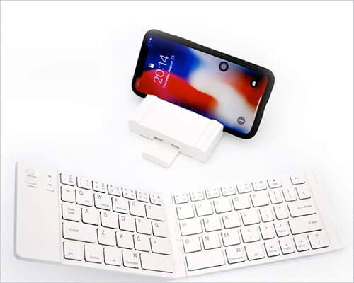 PFCKE iPhone 7-7 Plus Bluetooth Keyboard
