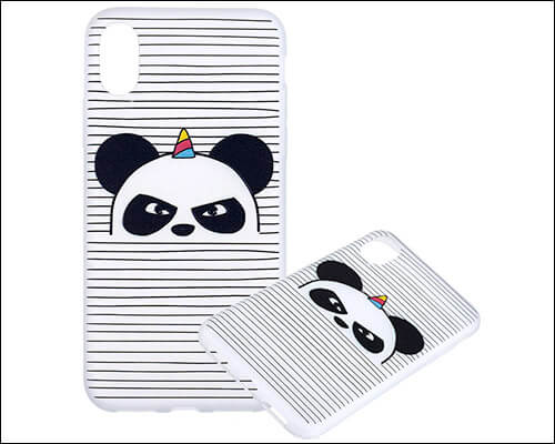 PHEZEN Funky Case for iPhone X