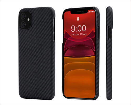 PITAKA Magnetic Case for iPhone 11