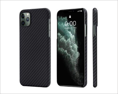 PITAKA iPhone 11 Pro Max Slim Magnetic Case