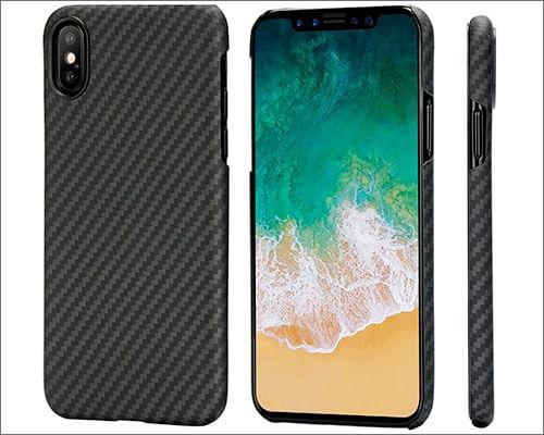 PITAKA iPhone X Slim Case