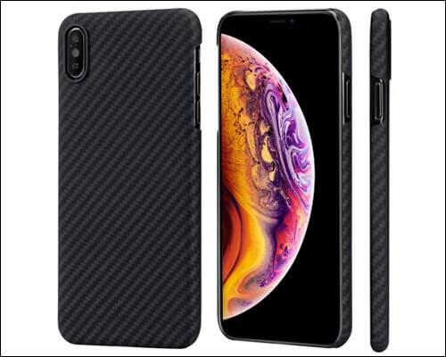 PITAKA iPhone Xs Max Magnetic Mount Case