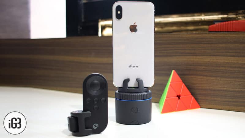 PIVO POD Photo and Video Accessory