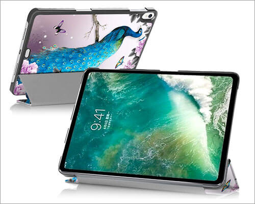 PIXIU Folio Case for iPad Pro 11-inch