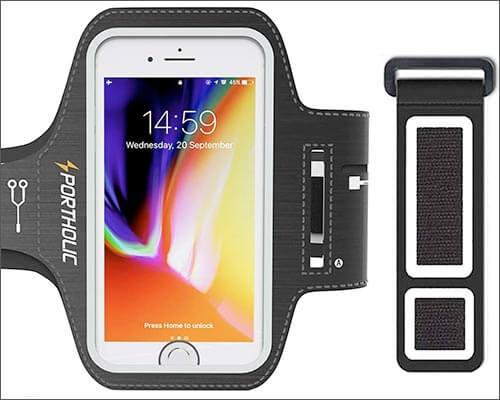 PORTHOLIC Armband for iPhone
