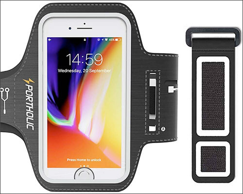 PORTHOLIC Armband iPhone 6s Plus